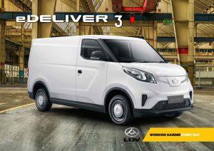 Brochure-LDV-eDeliver-3-Electric-Van-Brochure