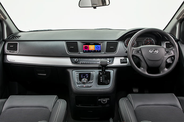 G10 Interior